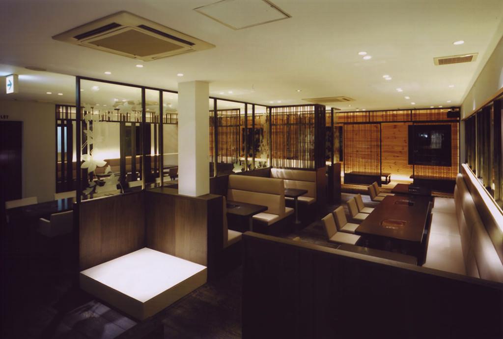 飲茶 店舗デザイン 店舗設計 福岡