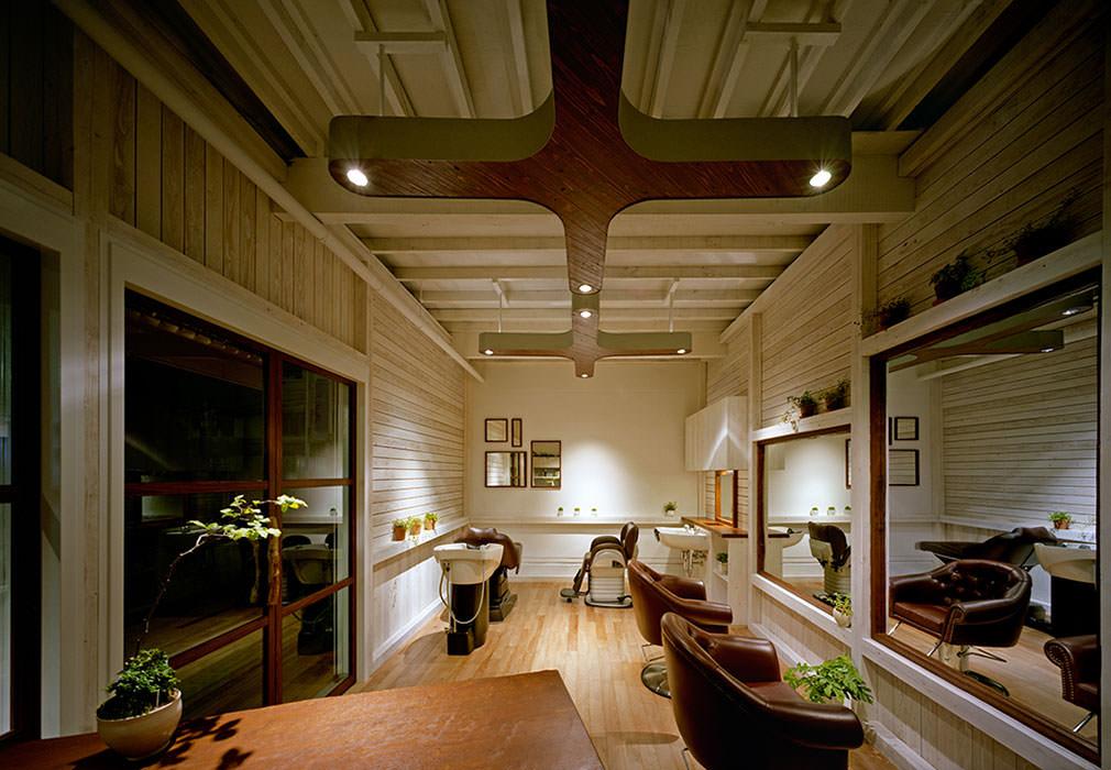 美容室 店舗デザイン 店舗設計 福岡