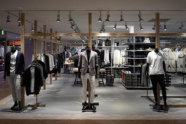 服飾店デザイン 店舗デザイン 店舗設計 福岡
