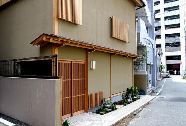 和食店 店舗デザイン 店舗設計 福岡