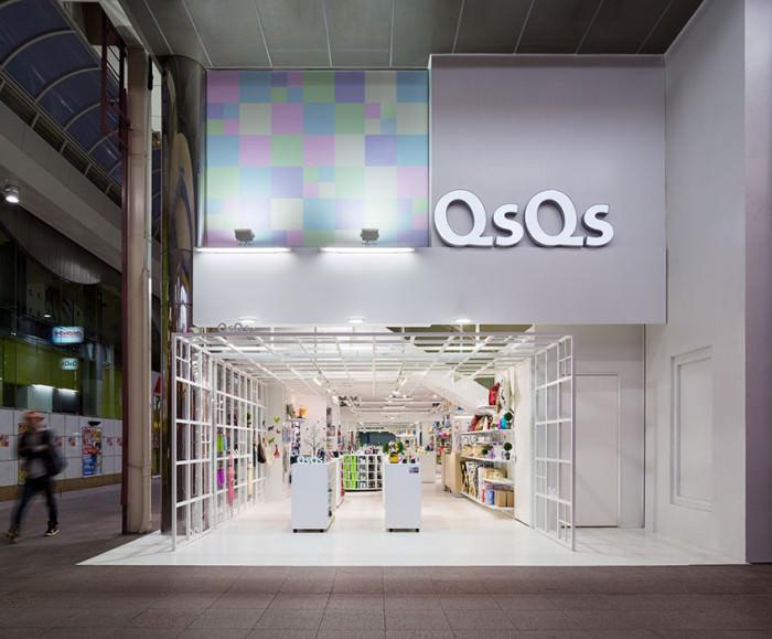 物販店 店舗デザイン 店舗設計 福岡