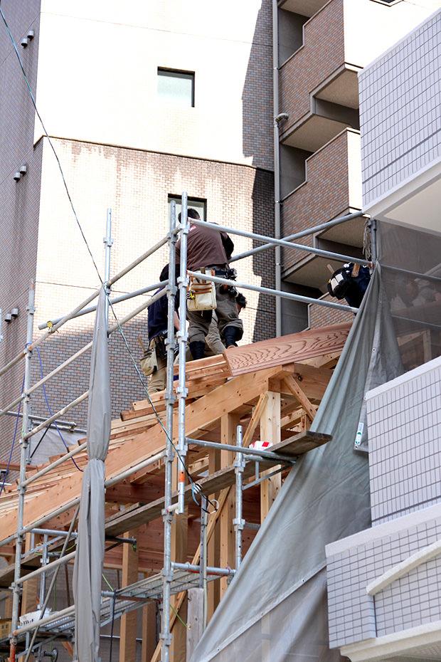 和風建築 店舗デザイン 店舗設計 福岡