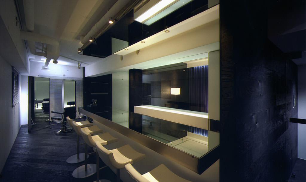 理容室 店舗デザイン 店舗設計 福岡